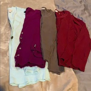 Bundle Sale:  4 Cardigans for 1 Price